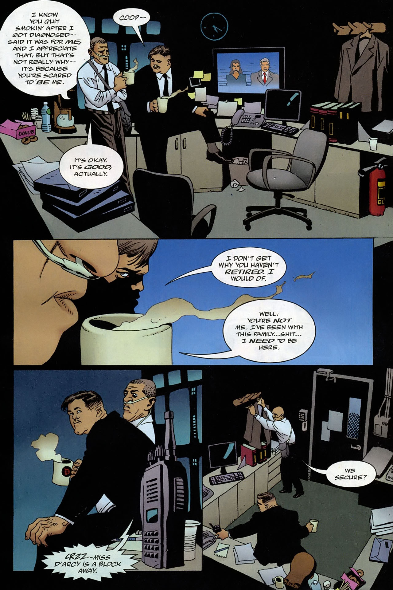 Read online 100 Bullets comic -  Issue #93 - 4