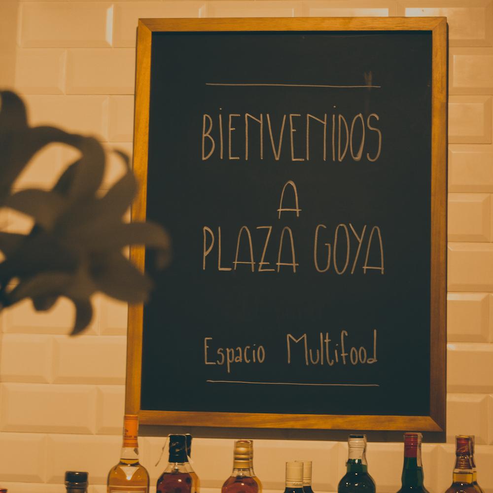 Plaza Goya Espacio Multifood Zaragoza