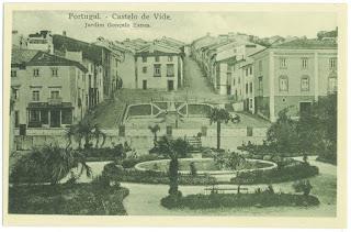 OLD PHOTOS / Parque Gonçalo Eanes Abreu, Castelo de Vide, Portugal