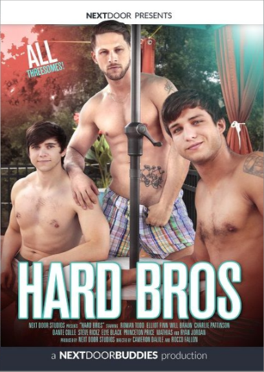 Hard Bros Cover Front