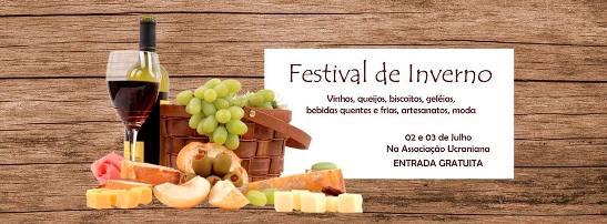 Festival de inverno - Associação Ucraniana - Curitiba