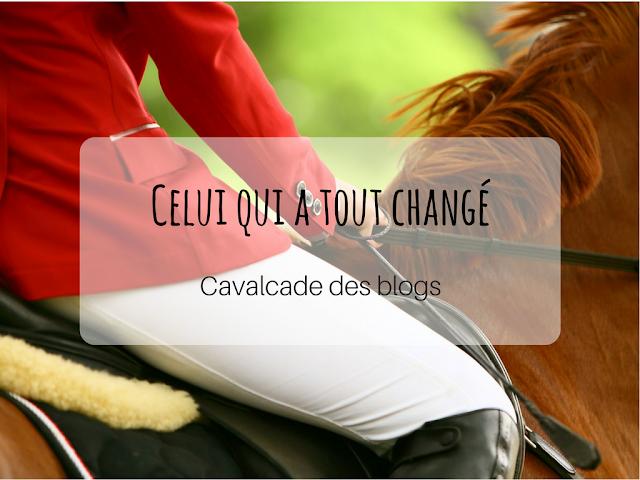 celui qui a tout changé - équitation