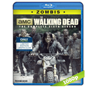 The Walking dead Temporada 6 Completa BRRip 1080p Audio Dual Latino/Ingles 5.1