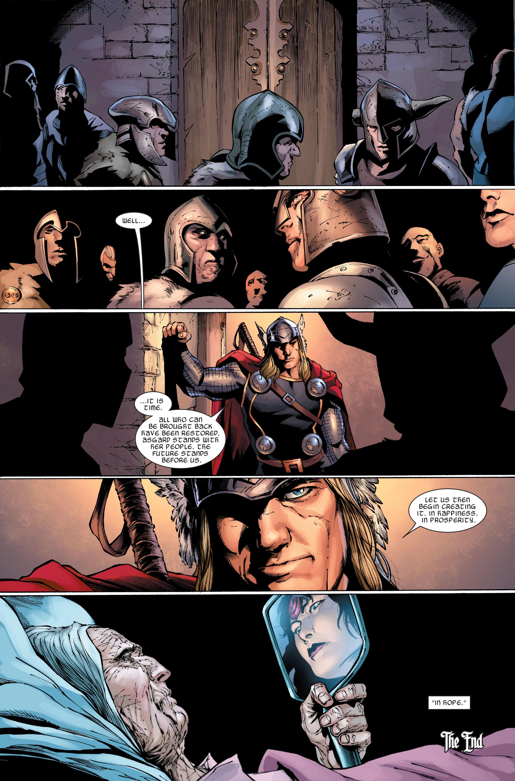 Thor (2007) Issue #8 #8 - English 24