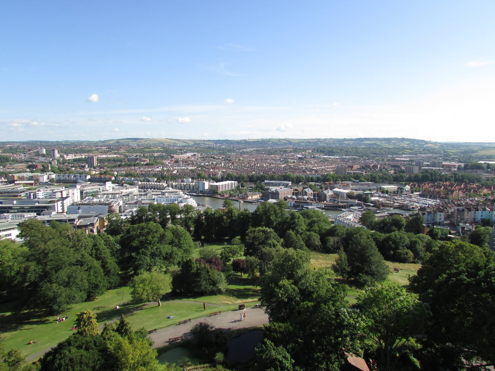 Maggie May City Guide to Bristol