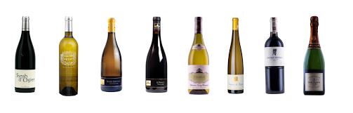 Pudełka na francuskie wina