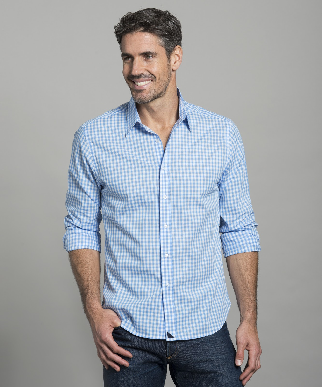 The Shirt You Can Wear Untucked