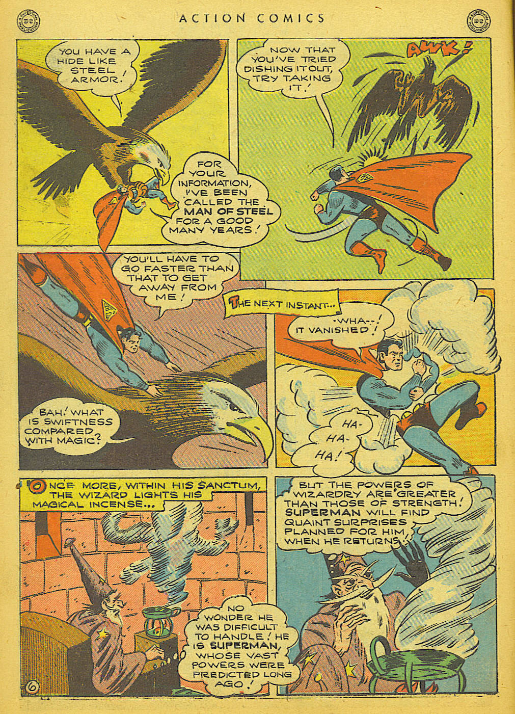 Read online Action Comics (1938) comic -  Issue #86 - 8