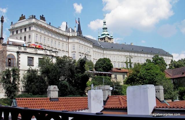 Praga, República Tcheca, bairro do Castelo