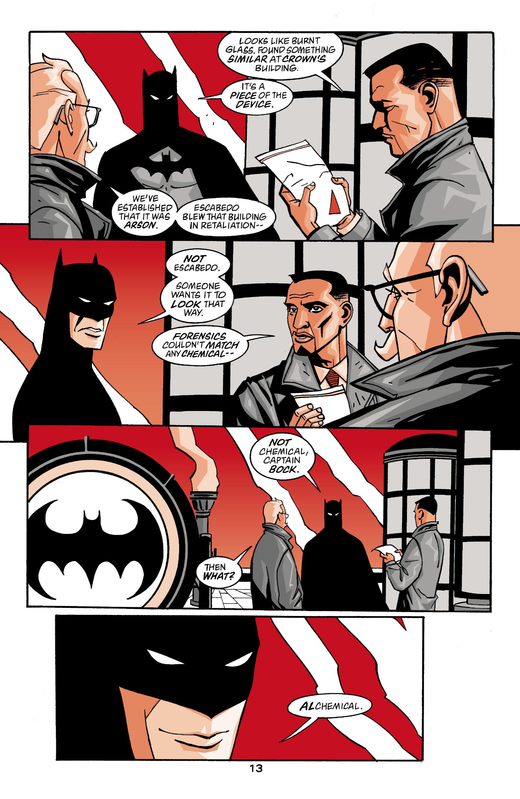 Detective Comics (1937) 744 Page 13
