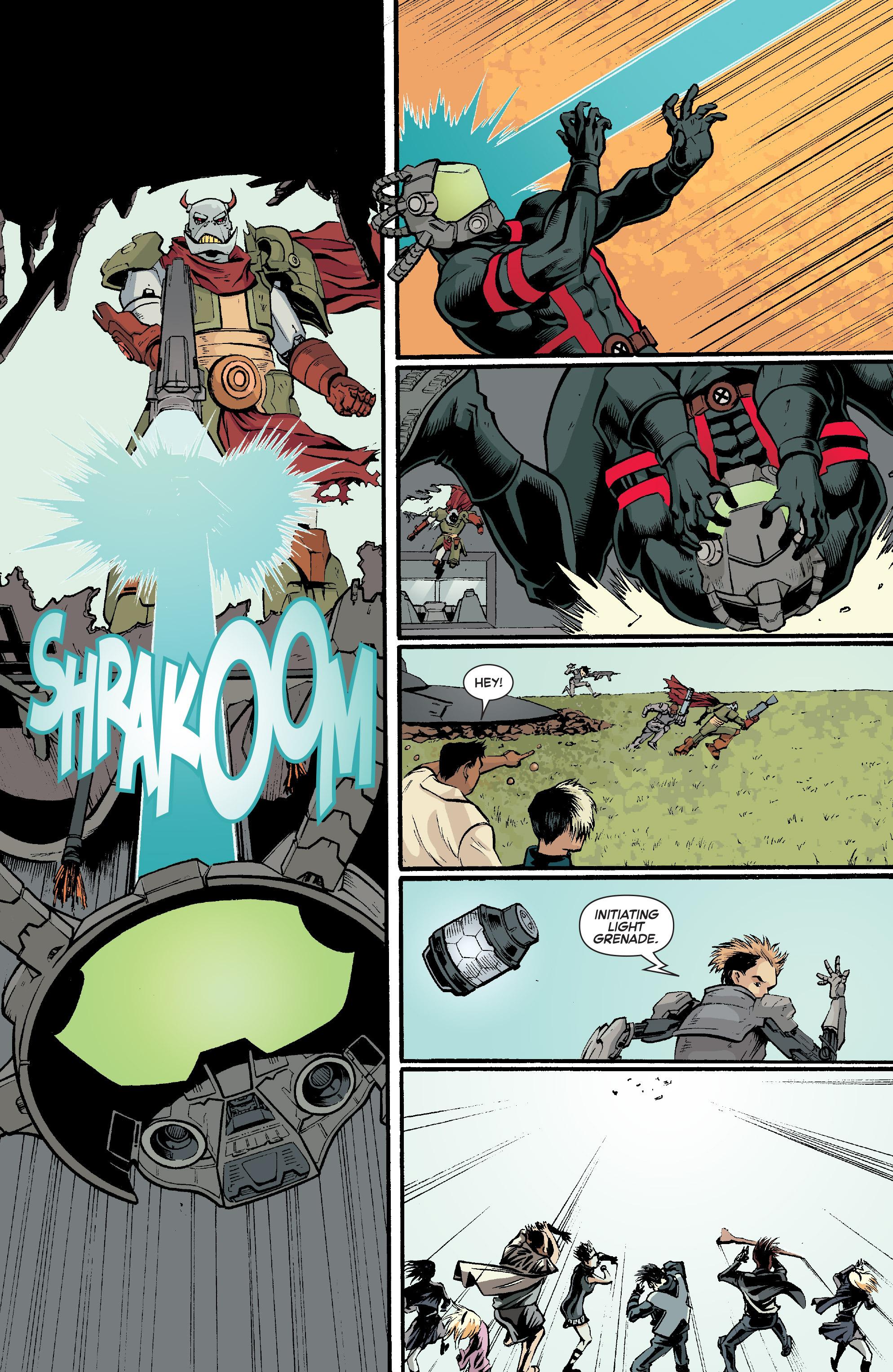 Read online Uncanny X-Men (2013) comic -  Issue # _Special 1 - 15