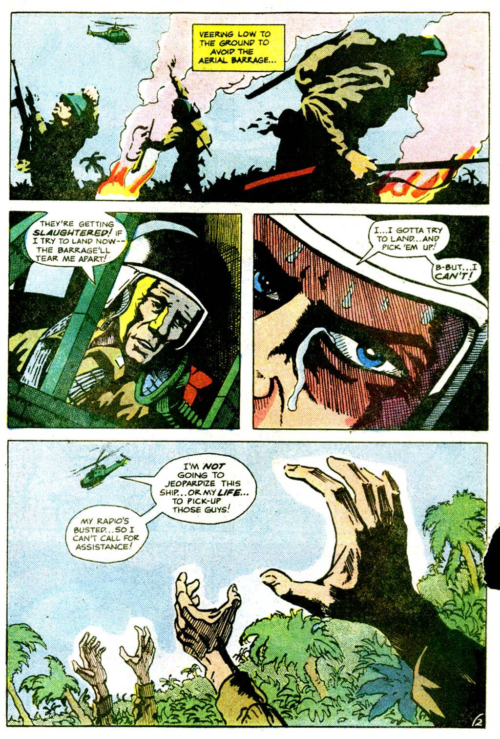 Read online Sgt. Rock comic -  Issue #362 - 30
