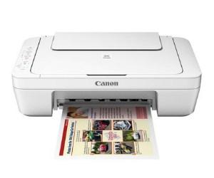 Canon PIXMA MG3000 Printer Driver and Manual Setup
