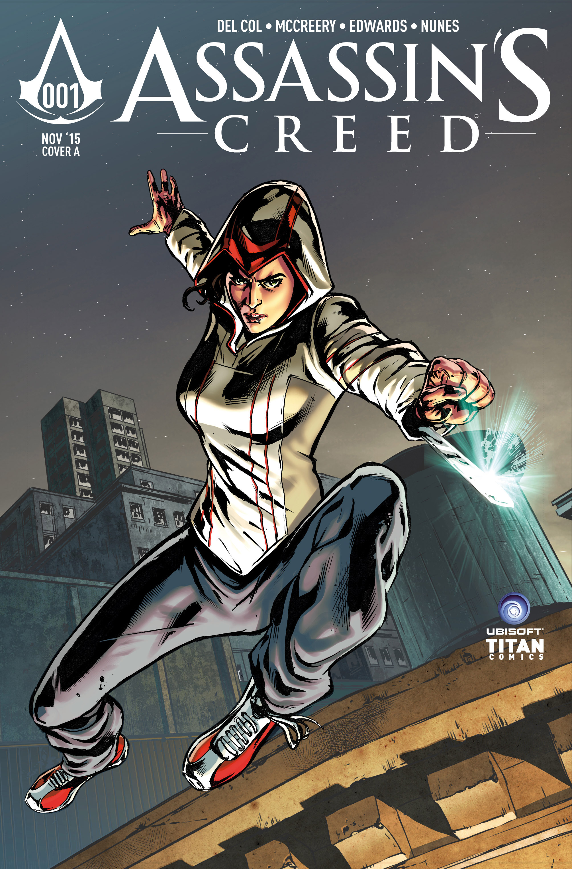 Read online Assassin's Creed (2015) comic -  Issue #1 - 35