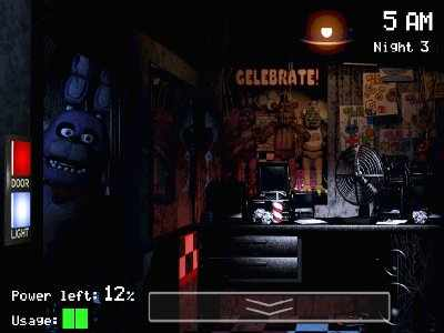Five Nights at Freddy's 3 wallpapers, screenshots, images, photos, cover, poster