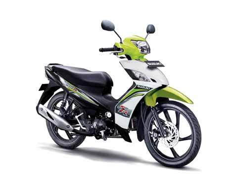 Harga Suzuki Smash FI SR