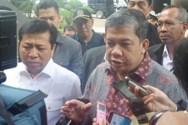 Fahri Hamzah Tantang KPK, Saat Membela Setya Novanto