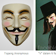 Guy Fawkes dan Topeng Anonymous - FaceBlog