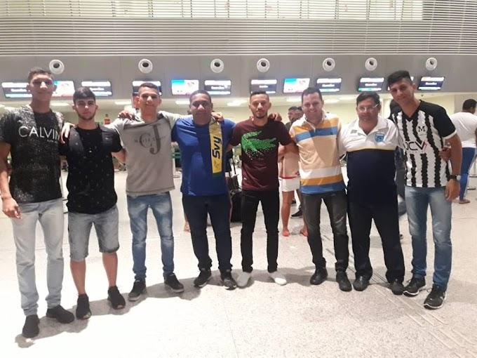 São Paulo do Potengi: ADESPP exporta atletas para jogar no futsal paranaense