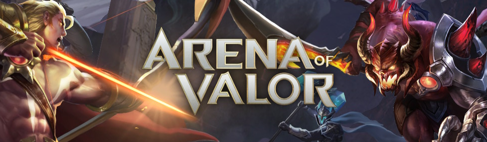 Stage Select Start: Beta Test: Arena of Valor (NS)