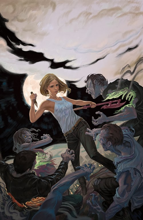Press Release -  Whedonverse Enters Tenth Season - Buffy the Vampire Slayer and Angel & Faith
