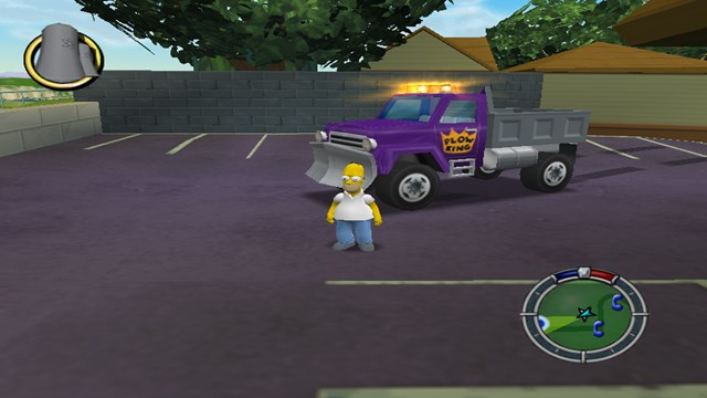 Download The Simpsons Hit & Run PC Games Gameplay