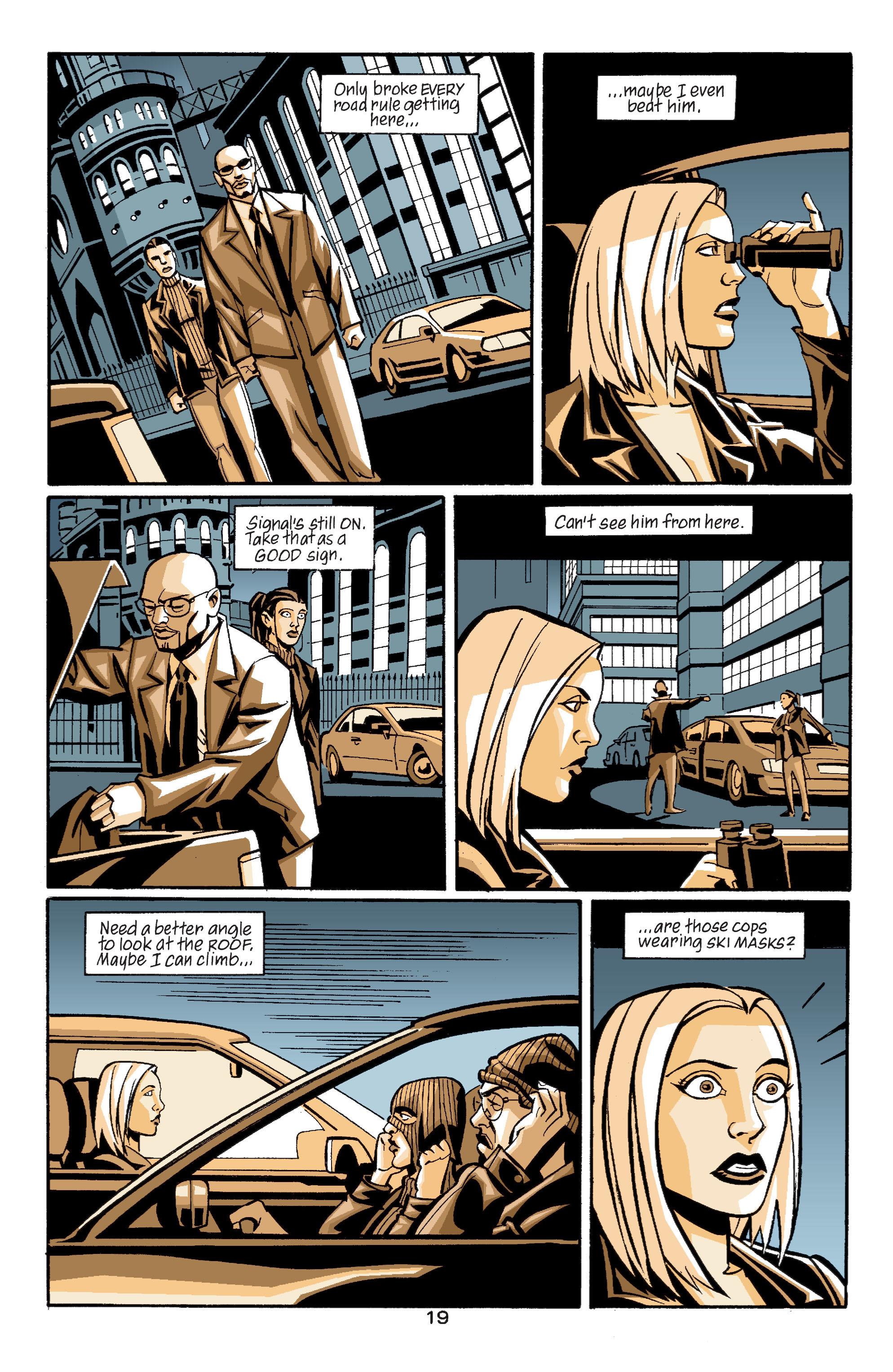 Detective Comics (1937) 758 Page 19