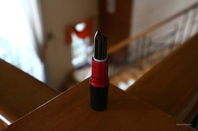 MAC Viva Glam Ariana Grande Swatch Review