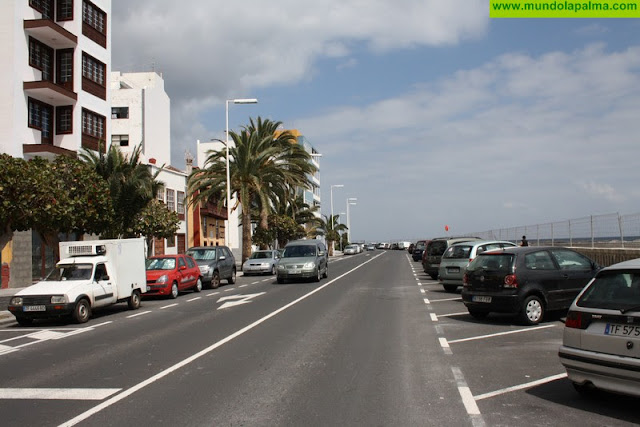 El Cabildo ejecutará la transformación del primer tramo de la avenida Marítima de la capital antes del verano de 2019