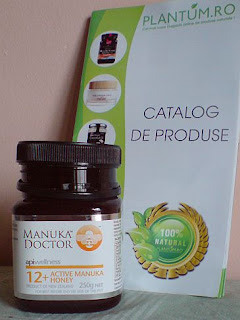 Miere Manuka Doctor Active 12+