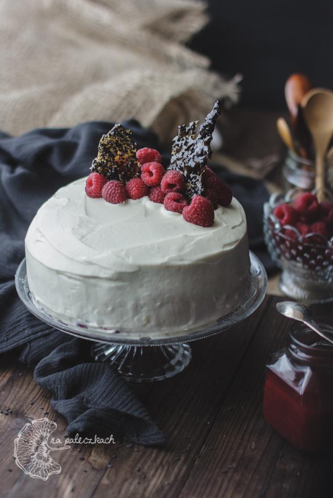 tort sezamowy