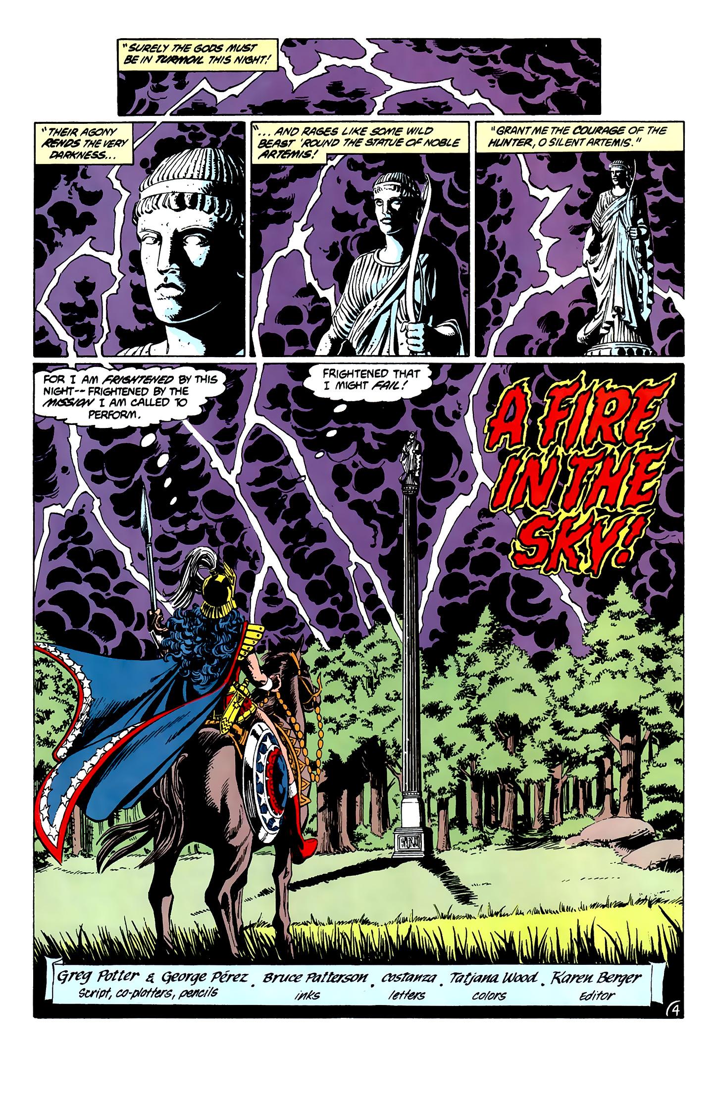 Read online Wonder Woman (1987) comic -  Issue #2 - 5
