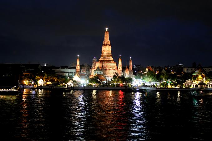 Temple of Dawn Bangkok - The Wayfarer