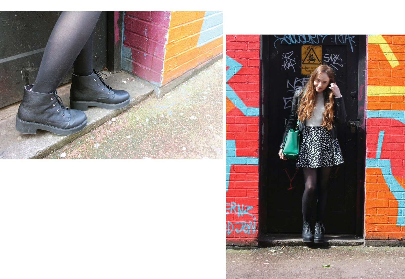 asos revolution ankle boots, revolution boots, asos ankle boots, review
