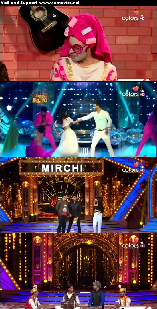 Mirchi Top 20 Main Event 25 Dec 2016 HDTV 480p