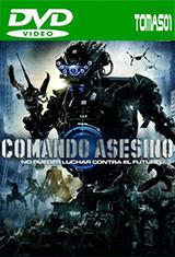 Comando Asesino (2016) DVDRip
