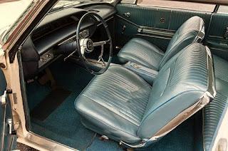 1964 Chevrolet Impala SS Interior 01