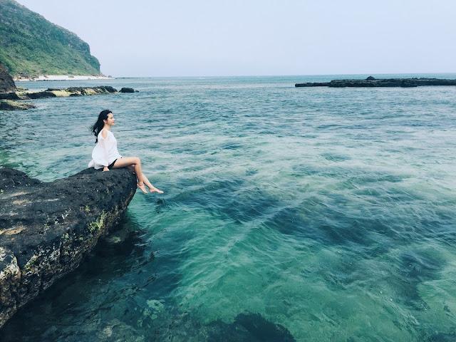 Hoa hậu FRT bật mí du lịch Lý Sơn 'ngon bổ rẻ' - Hình 2