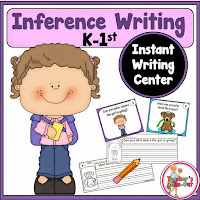 Inference Writing for K_1st Grade