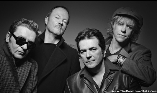 Reunited Boomtown Rats Cancel Australian Portion Of Tour
