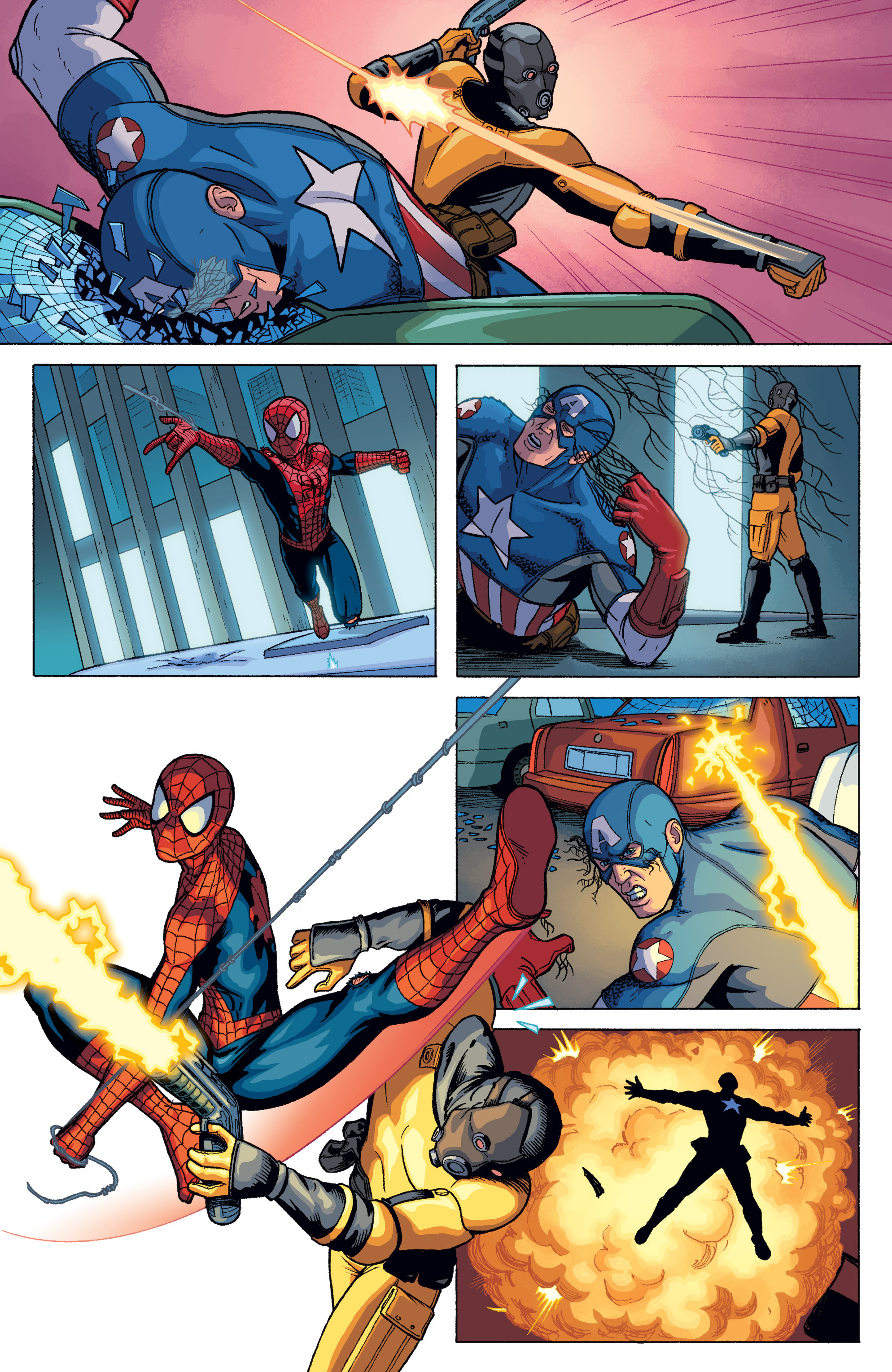 Read online Ultimate Spider-Man (2009) comic -  Issue #150 - 24