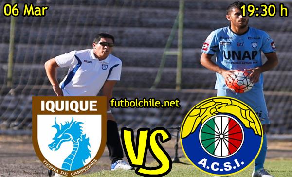 VER STREAM EN VIVO, ONLINE: Deportes Iquique vs Audax Italiano