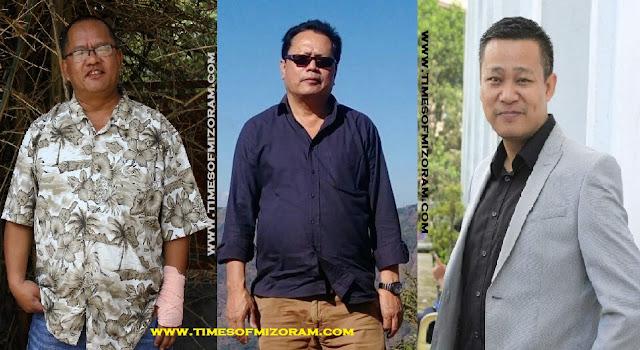 Hriata Chhangte, C Lalrosanga, Tetea Hmar