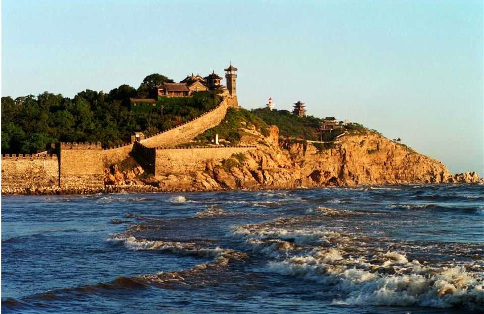 Penglai - The Fortified Harbour Of Ancient China | China ...