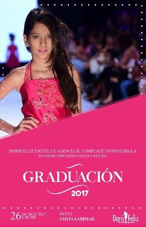 Barahona se viste de gala con la segunda graduación Escuela Agencia Doris Feliz