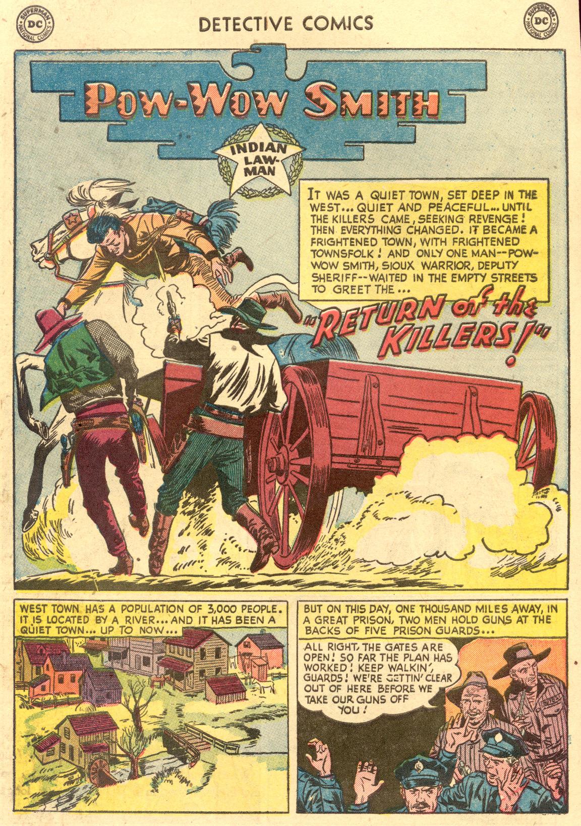 Read online Detective Comics (1937) comic -  Issue #194 - 35