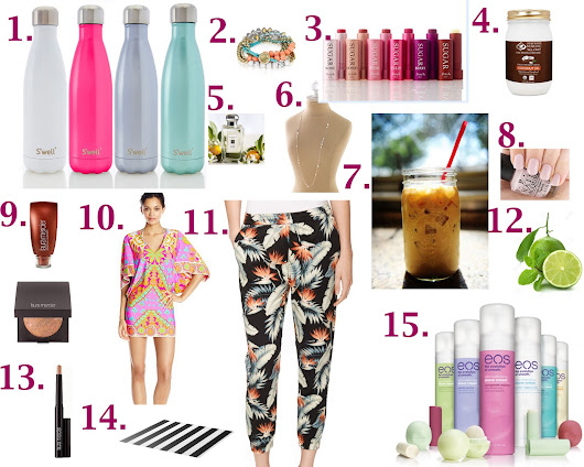 15 DELIGHTFUL Summer Essentials