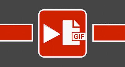طريقة تحويل الفيديو الى صورة متحركة GIF