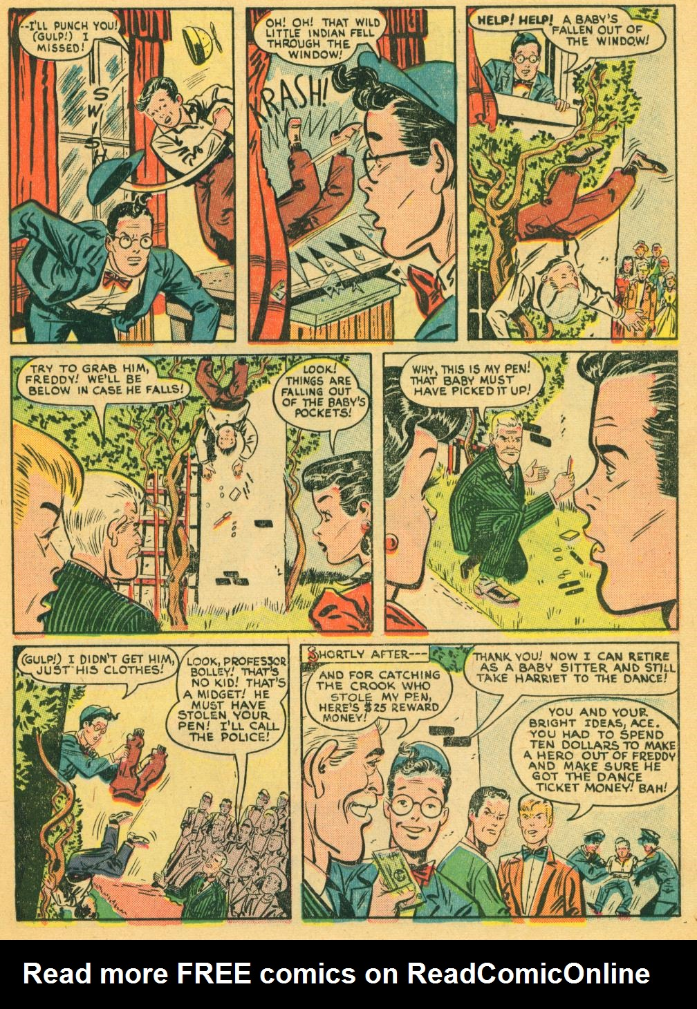WHIZ Comics issue 119 - Page 25