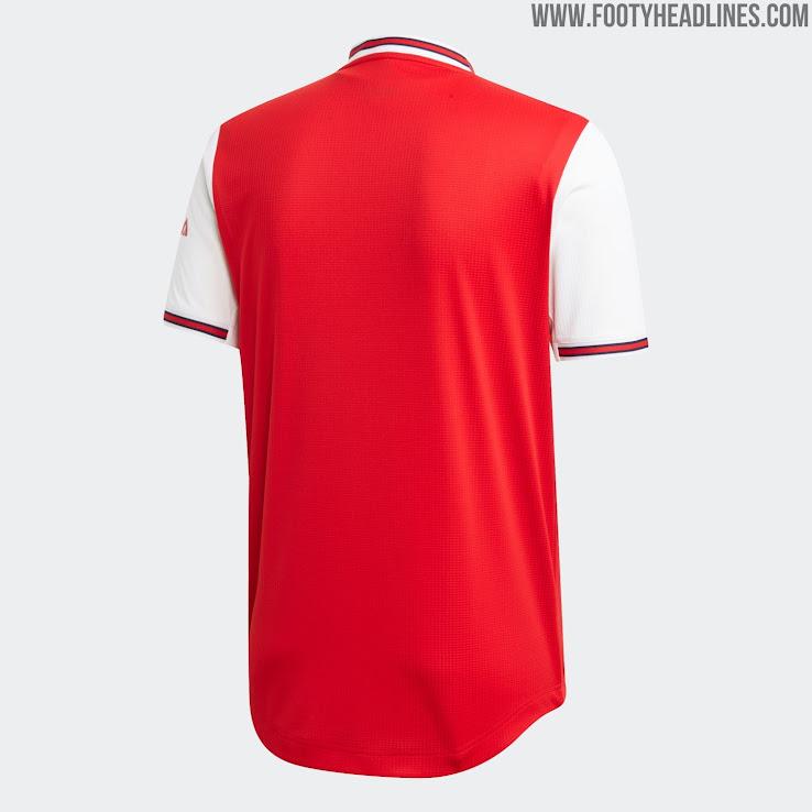 newest 7e21a a2dc7 Adidas Arsenal 19-20 Home & Away Kits - Footy Headlines